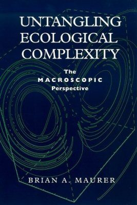 Untangling Ecological Complexity