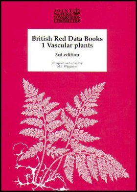 British Red Data Book 1: Vascular Plants
