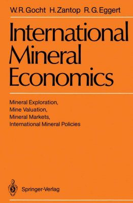 International Mineral Economics