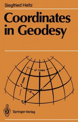 Coordinates in Geodesy