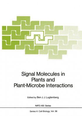 Signal Molecules in Plants and Plant-Microbe Interactions