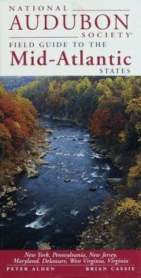 National Audubon Society Regional Field Guide to the Mid-Atlantic States