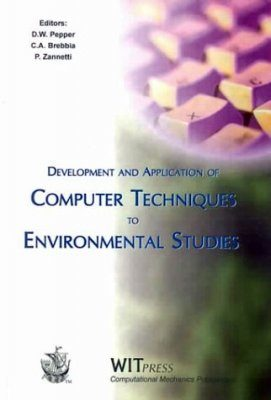Development and Application of Computer Techniques to Environmental Studies 6