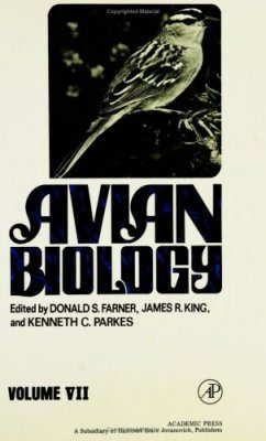 Avian Biology Volume 7