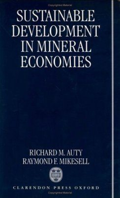 Sustainable Development in Mineral Economies
