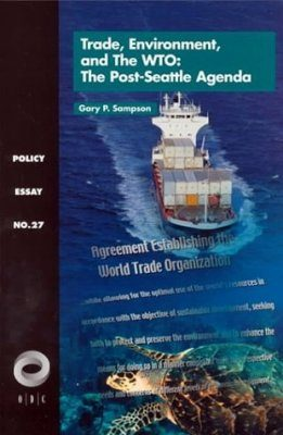 Trade, Environment, and the WTO