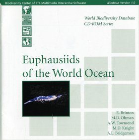 Euphasiids of the World Ocean