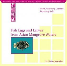 Fish Eggs and Larvae from Asian Mangrove Waters