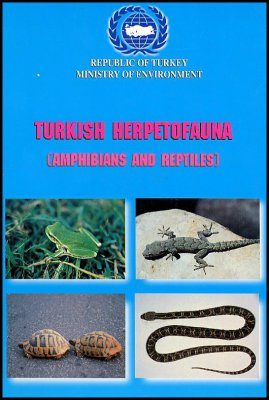 Turkish Herpetofauna (Amphibians and Reptiles)
