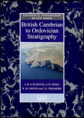 British Cambrian to Ordovician Stratigraphy