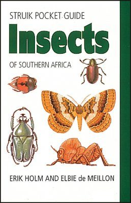Struik Pocket Guide: Insects of Southern Africa