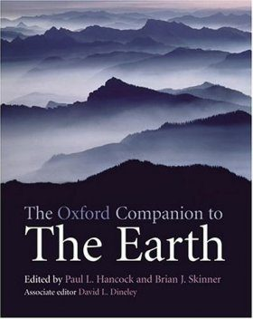 Oxford Companion to the Earth