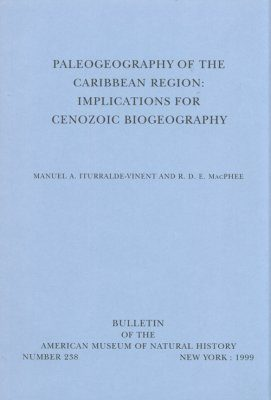 Paleogeography of the Carribean Region