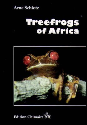 Treefrogs of Africa