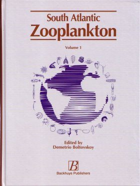 South Atlantic Zooplankton (2-Volume Set)