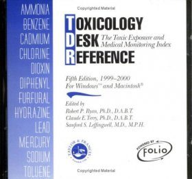 Toxicology Desk Reference
