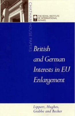 Britain, Germany and EU Enlargement: Partners or Competitors?