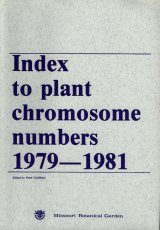 Index to Plant Chromosome Numbers, 1979-1981