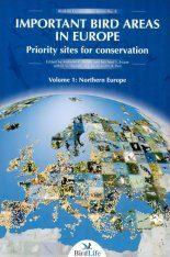 Important Bird Areas in Europe: Priority Sites for Conservation Volume 1 Image