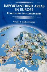 Important Bird Areas in Europe: Priority Sites for Conservation Volume 2 Image
