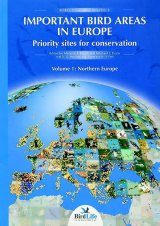 Important Bird Areas in Europe: Priority Sites for Conservation (2-Volume Set) Image