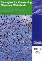 Strategies for Conserving Migratory Waterbirds Image
