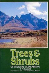 Trees and Shrubs of the Natal Drakensberg