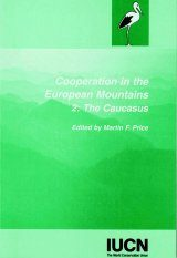 Cooperation in the European Mountains 2: The Caucasus Image