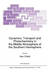 Dynamics, Transport and Photochemistry in the Middle Atmosphere of the Southern Hemisphere