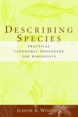 Describing Species