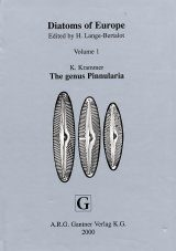 Diatoms of Europe, Volume 1: The Genus Pinnularia