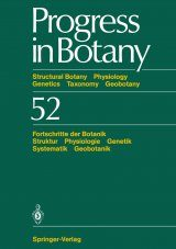 Progress in Botany, Volume 52