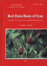 Red Data Book of Iran