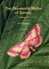 The Geometrid Moths of Europe, Volume 2