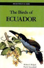 The Birds of Ecuador, Volume 2: Field Guide Image