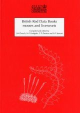 British Red Data Books: Mosses and Liverworts