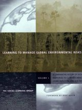 Learning to Manage Global Environmental Risks, Volume 1 Image
