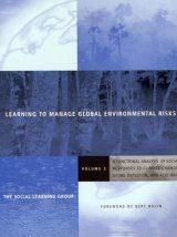 Learning to Manage Global Environmental Risks, Volume 2 Image