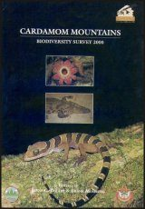 Cardamom Mountains: Biodiversity Survey 2000