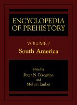 Encyclopedia of Prehistory, Volume 7