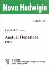 Austral Hepaticae, Part I