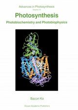Photosynthesis, Photobiochemistry and Photobiophysics