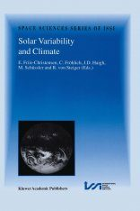 Solar Variability and Climate