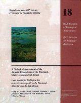 A Biological Assessment of the Aquatic Ecosystems of the Pantanal, Mato Grosso do Sul, Brazil