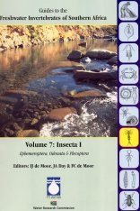 Guide to the Freshwater Invertebrates of Southern Africa, Volume 7 Image
