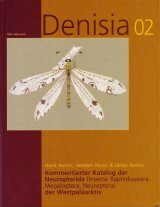 Kommentierter Katalog der Neuropterida (Insecta: Raphidioptera, Megaloptera, Neuroptera) der Westpaläarktis [Annotated Catalogue of the Neuropterida of the Western Palearctic]