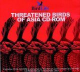 Threatened Birds of Asia CD-ROM
