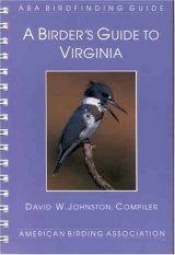A Birder's Guide to Virginia