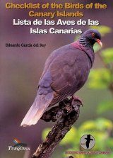 Checklist of the Birds of the Canary Islands / Lista de las Aves de las Islas Canarias