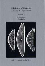 Diatoms of Europe, Volume 3: Diatoms of the European Inland Waters and Comparable Habitats